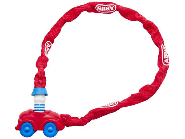 ABUS Enfant antivol chaîne 1510 rouge